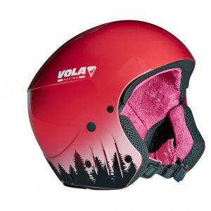 Kask GS FIS – Wood